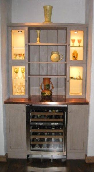 holmes fine furniture - Wine Credenza